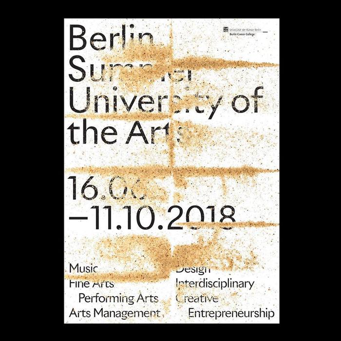 Berlin Summer University of the Arts 1