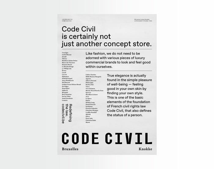 Code Civil 3