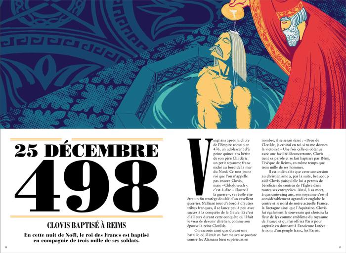 Les Grandes dates de l'histoire de France 2
