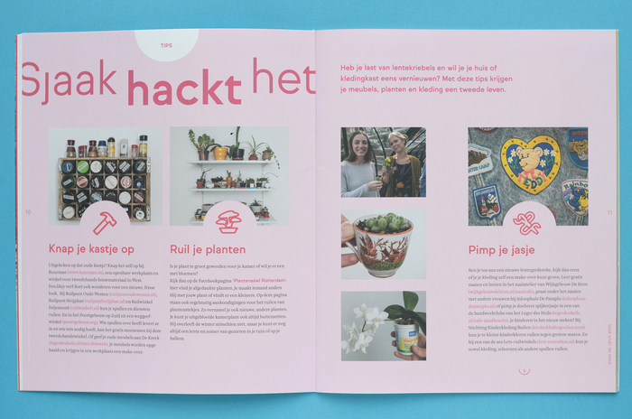 Sjaak magazine 4