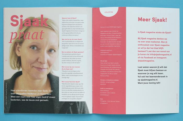 Sjaak magazine 8