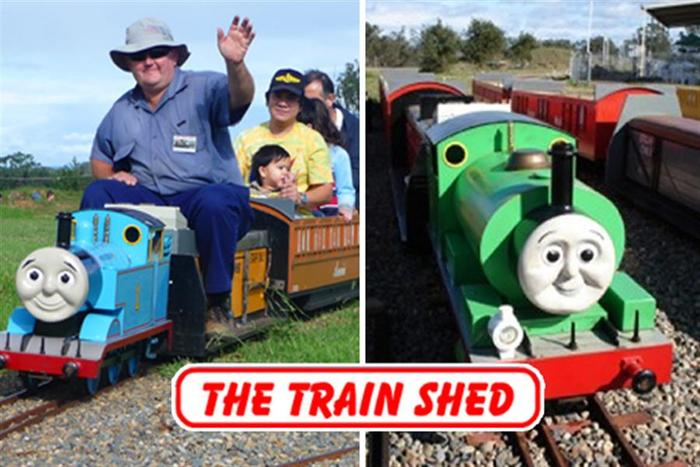 The Train Shed (1996–2014) 2
