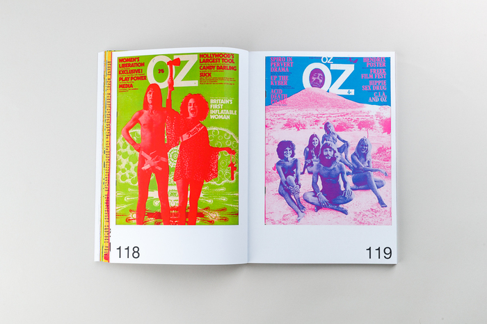 Ten Years of OZ. 1963–1973 5