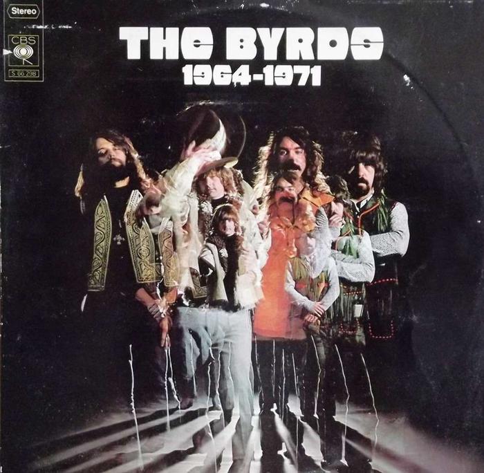 The Byrds 1964–1971 (Dutch 2 LP) 1