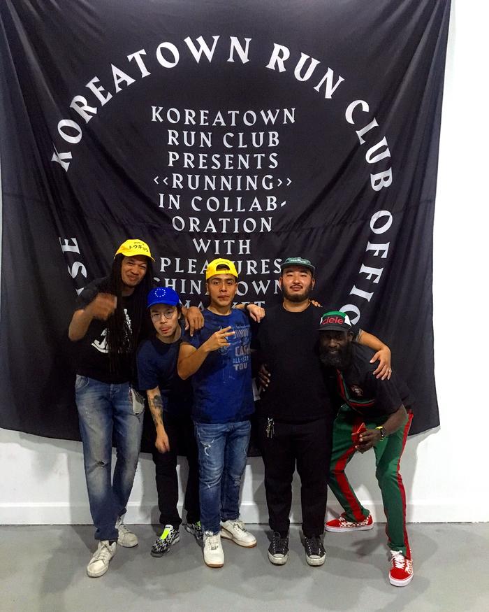 Koreatown Run Club 2