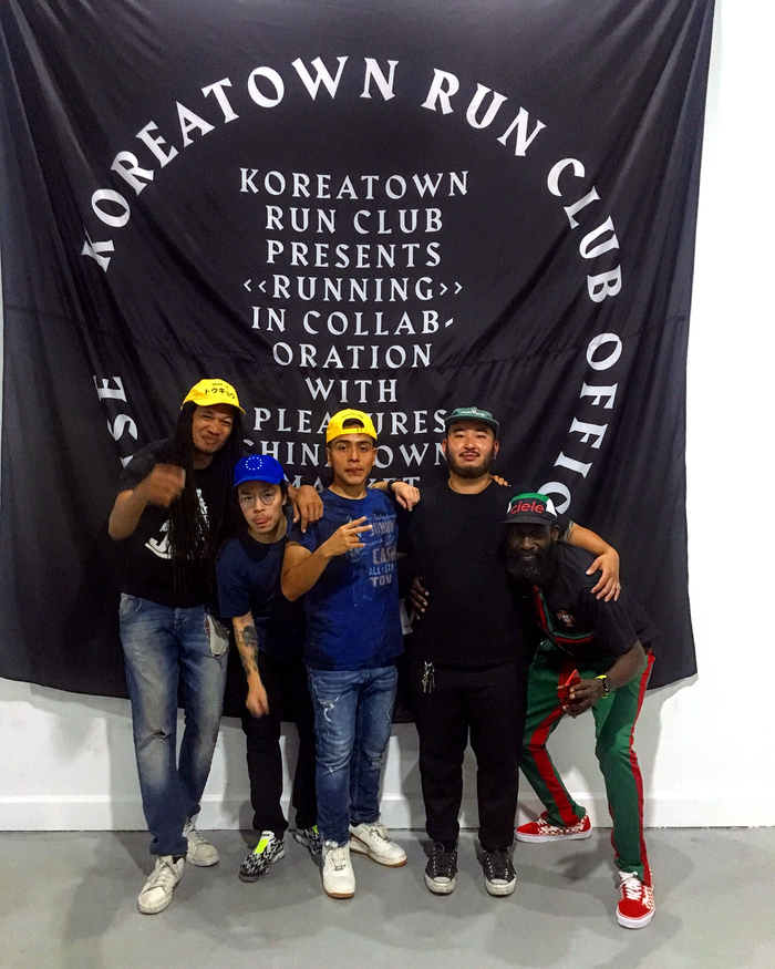 Koreatown Run Club 2