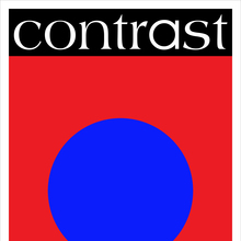 Contrast poster