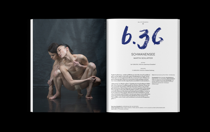 Seasonal Booklet Deutsche Oper am Rhein 2018/19 5