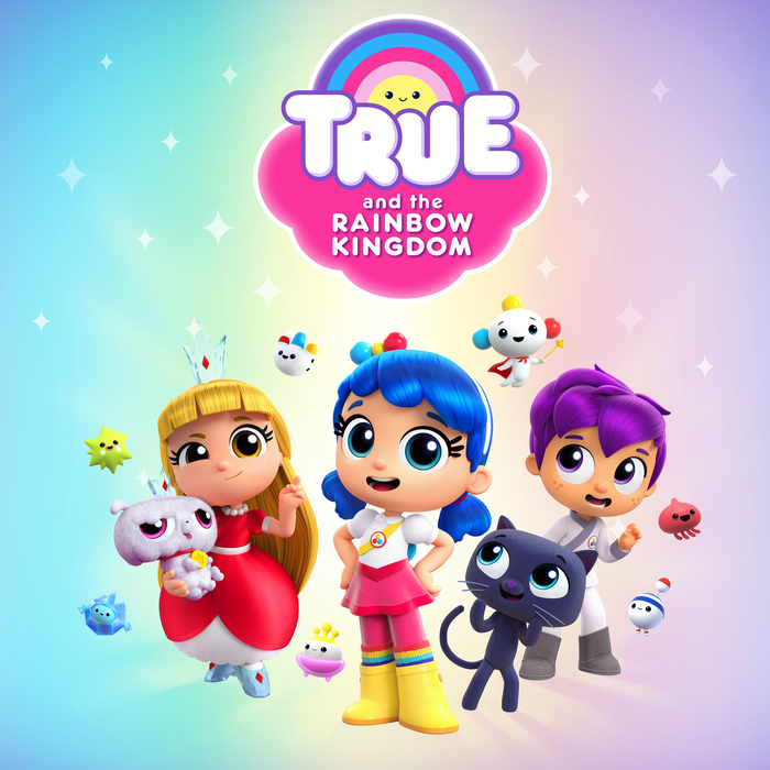 True and the Rainbow Kingdom 1