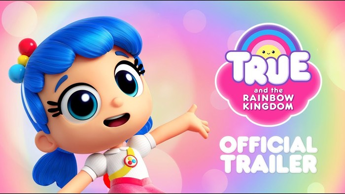True and the Rainbow Kingdom 2