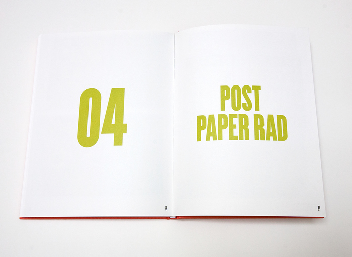 PPP –The Zines of Paper Rad 9