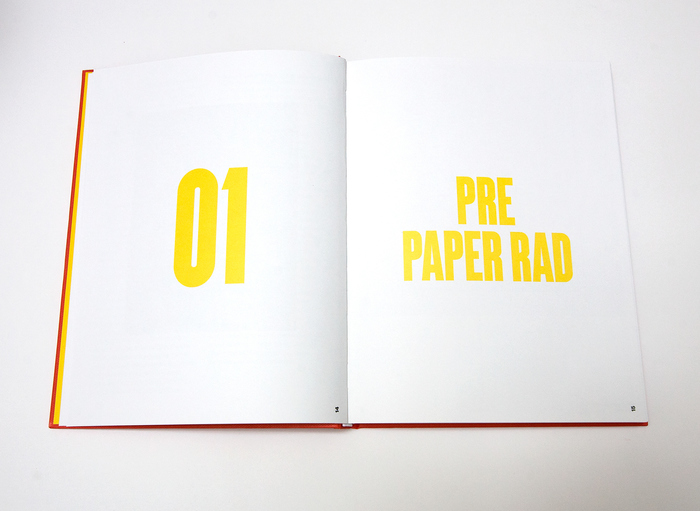 PPP –The Zines of Paper Rad 6