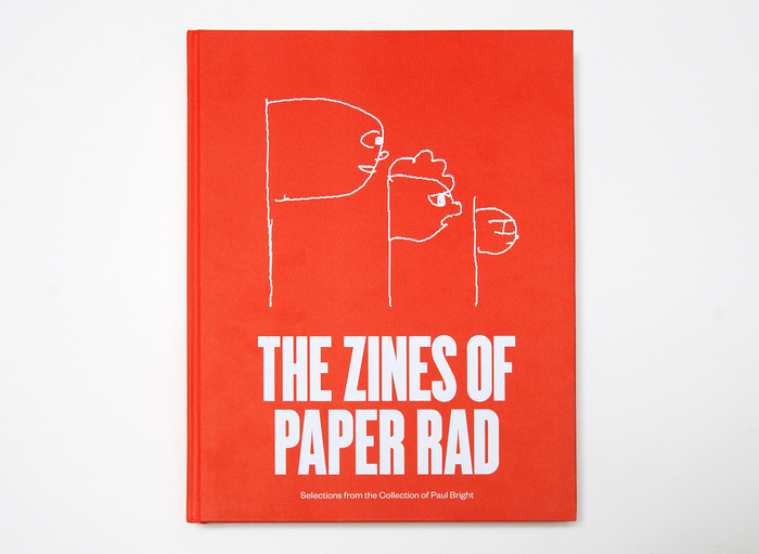 PPP –The Zines of Paper Rad 1