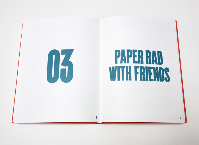 PPP –The Zines of Paper Rad 8