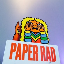 <cite>PPP –The Zines of Paper Rad</cite>