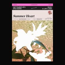 Summer Heart show