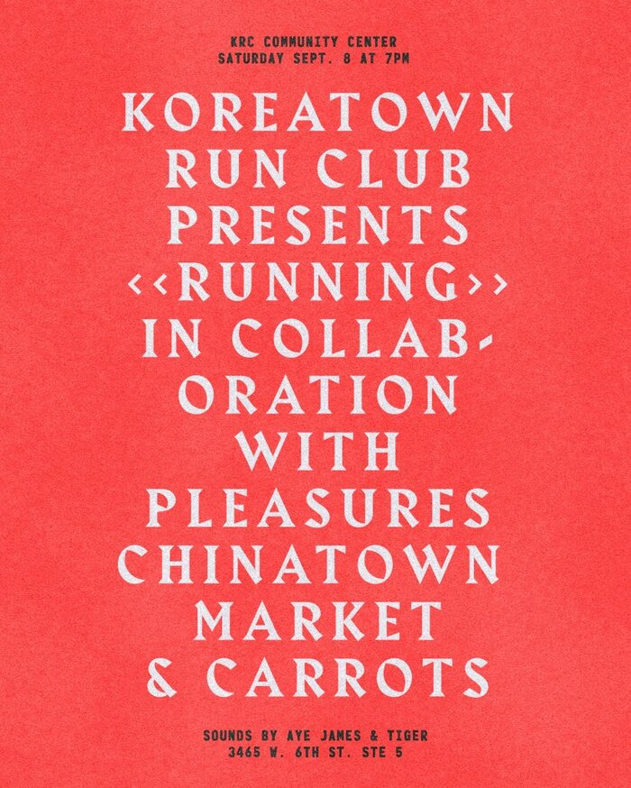 Koreatown Run Club 5