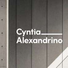 Cyntia Alexandrino visual identity