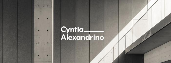Cyntia Alexandrino visual identity 7