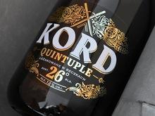 Kord Quintuple beer