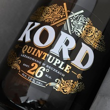 Kord Quintuple beer