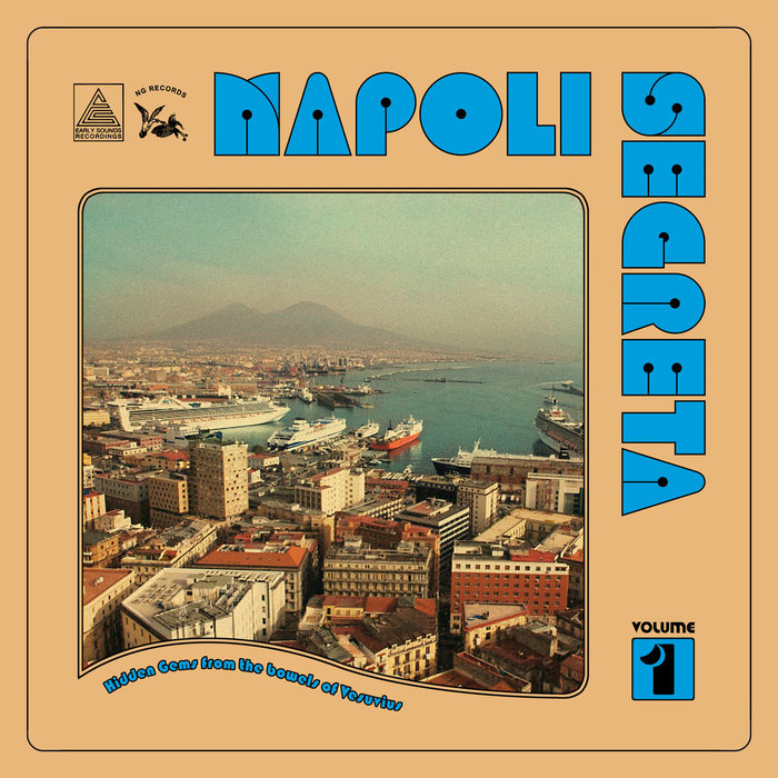 Napoli Segreta vol. 1: Hidden Gems from the bowels of Vesuvius 1