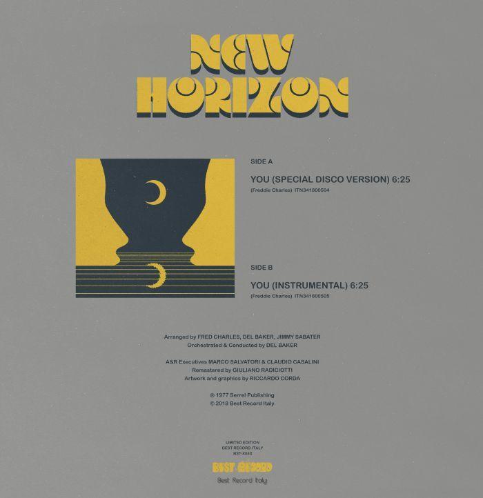 "New Horizon – ""You"" 2"