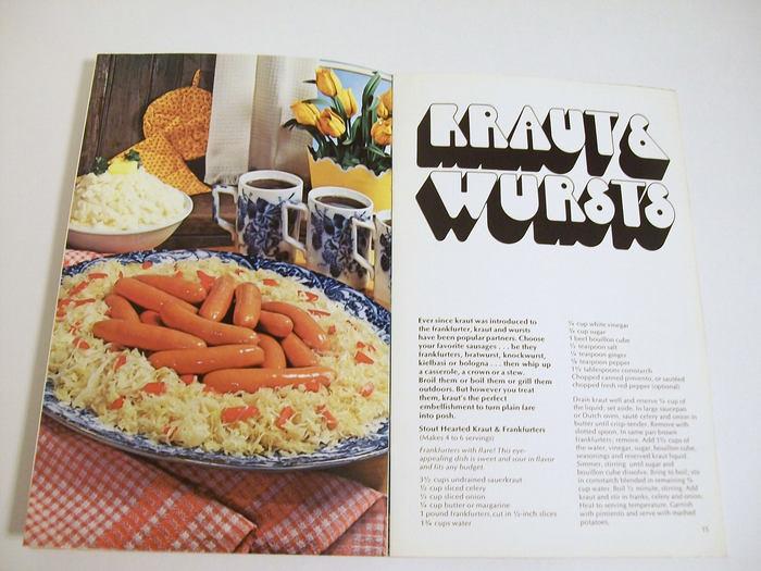 Kraut & Wursts