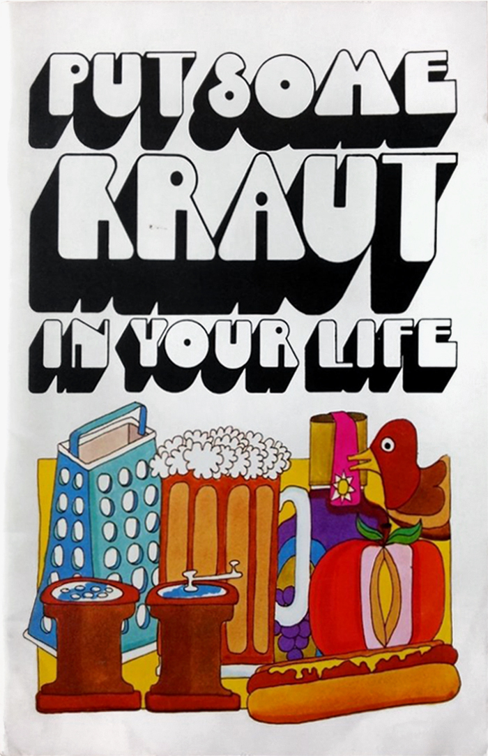 Put Some Kraut in Your Life 1