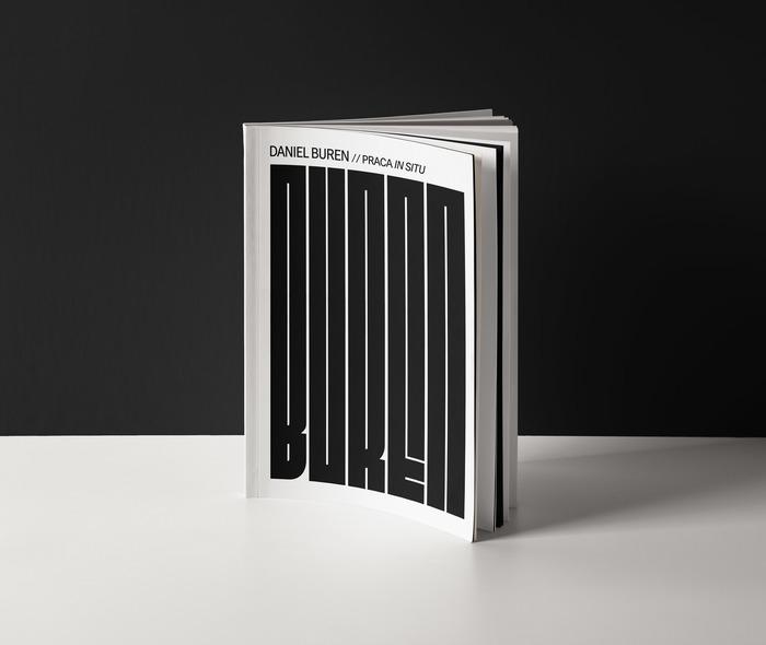 The exhibition catalog.