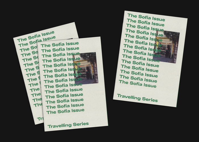 "Travelling Series, ""The Sofia Issue"" 1"