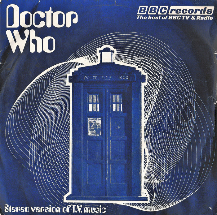 """Doctor Who"" – BBC Radiophonic Workshop 1"