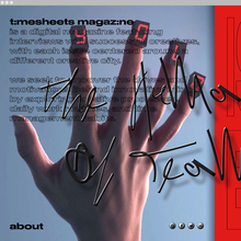 <cite>Timesheets Magazine</cite>, Berlin issue