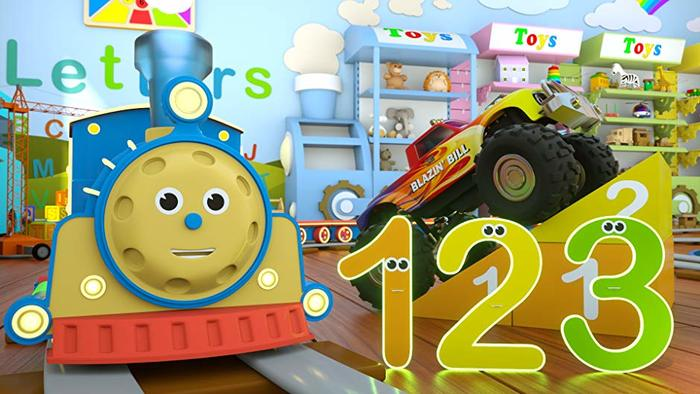 Max the Glow Train (Toys) 4