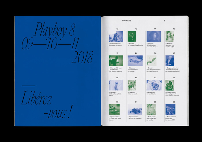 Playboy France, 2018 redesign 2