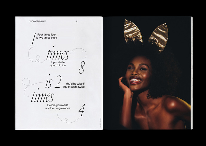 Playboy France, 2018 redesign 3