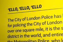City of London Police Museum
