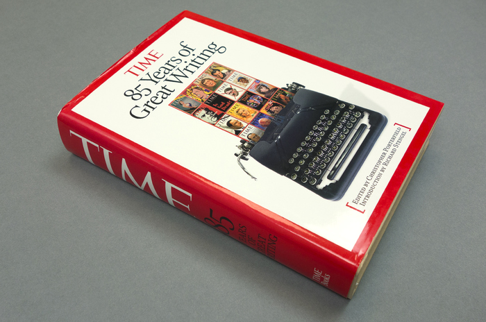 TIME: 85 Years of Great Writing 1
