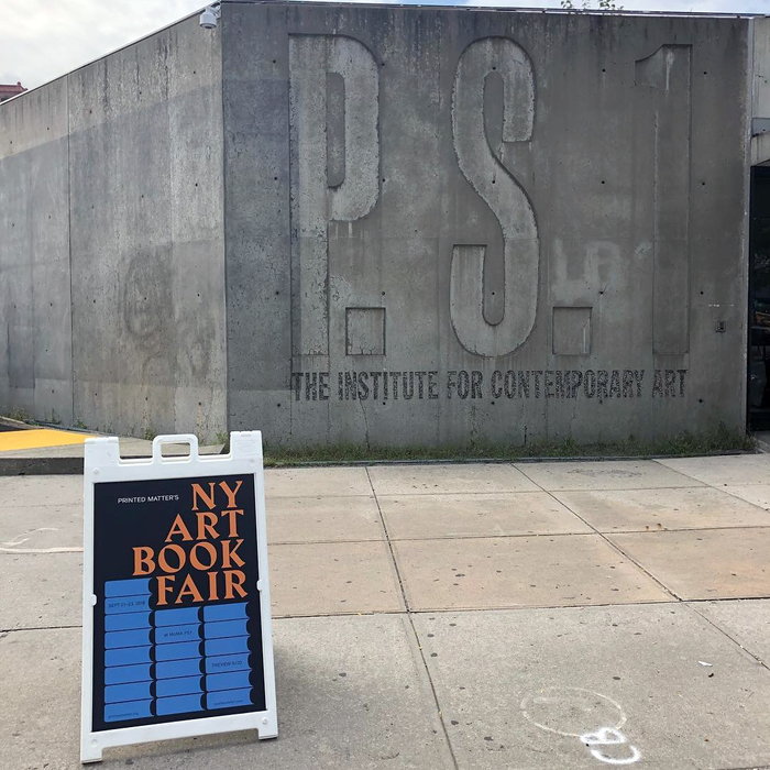 New York Art Book Fair 2018 2