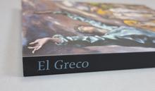 <cite>El Greco</cite> exhibition catalogue