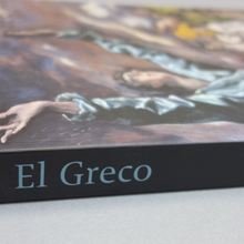 <cite>El Greco</cite> exhibition catalogue