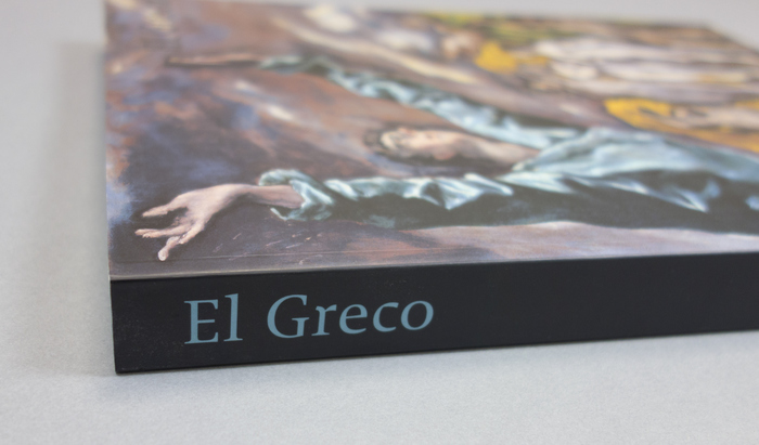 El Greco exhibition catalogue 1