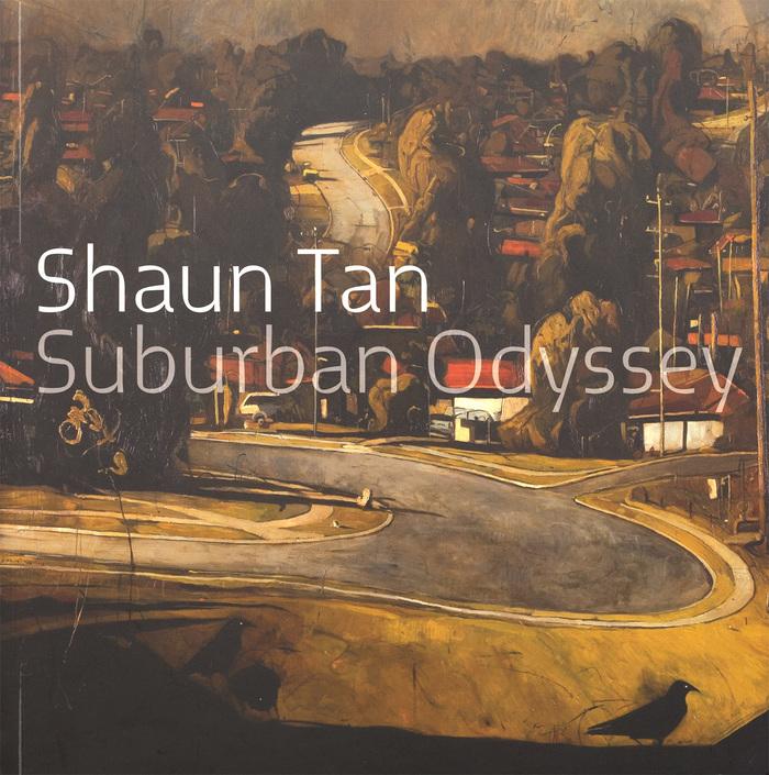 Shaun Tan: Suburban Odyssey 1