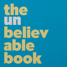 <cite>The Unbelievable Book </cite>– Andrew Stewart