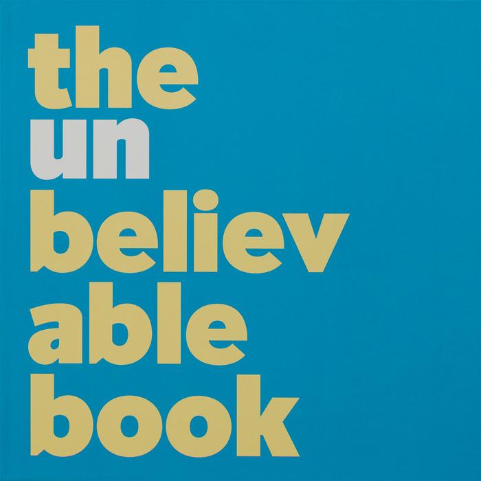 The Unbelievable Book – Andrew Stewart 1