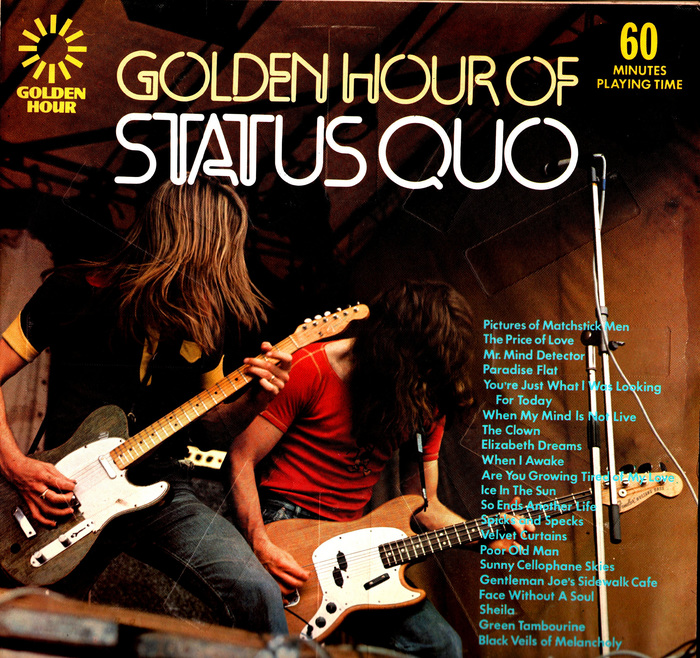 Golden Hour Of Status Quo 1