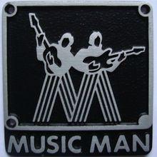 Music Man identity (1970s)