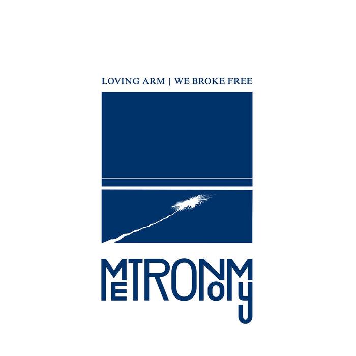 """""""Loving Arm"""" / """"We Broke Free"""" Remixes, 2012"""