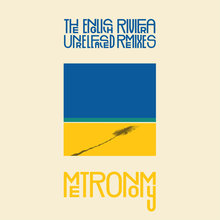 Metronomy – <cite>The English Riviera </cite>album art