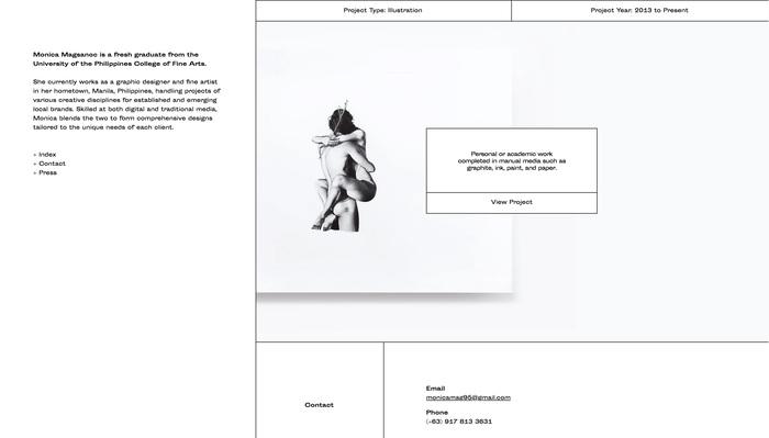 Monica Magsanoc website 2